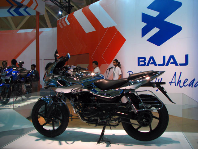 bajaj pulsar 220 wallpaper chrome