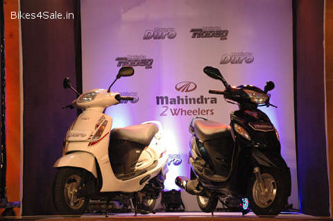 Mahindra Rodeo and Duro