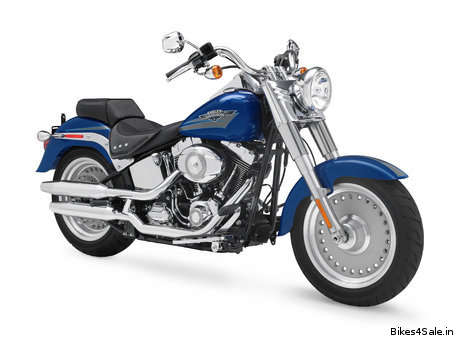 Harley Davidson FLSTF Softail Fat Boy