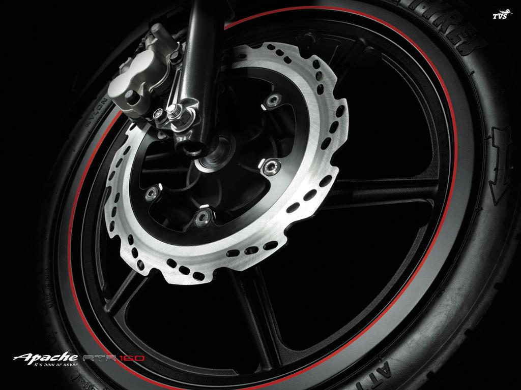TVS Apache RTR 160 Wallpapers - Bikes4Sale