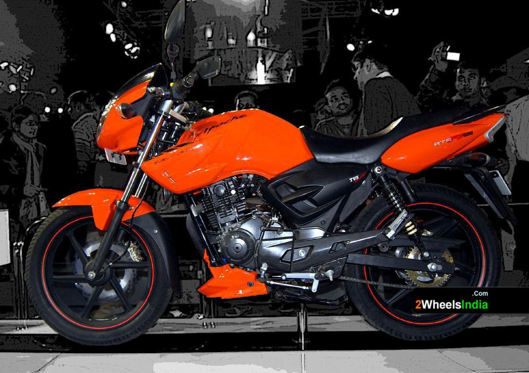 Used Motorcycles Dealers >> TVS Apache 160 RTR EFi photos - Bikes4Sale