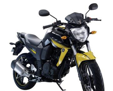 Yamaha FZS Photo