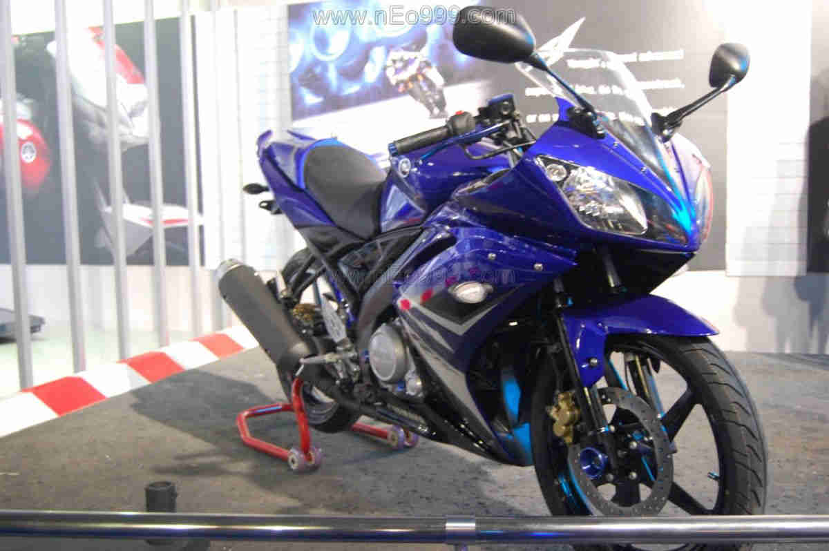 Yamaha new bike yz r15 150