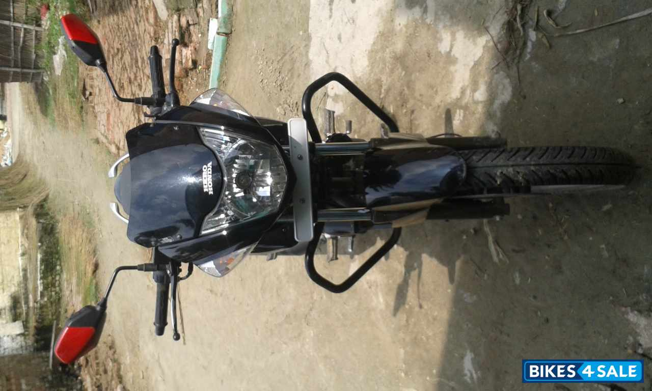 Used 2014 model Hero CBZ for sale in Siwan  ID 115995  Black