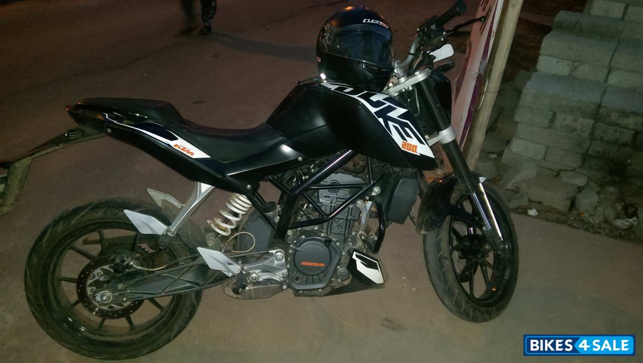 Used Ktm Duke For Sale In Bangalore