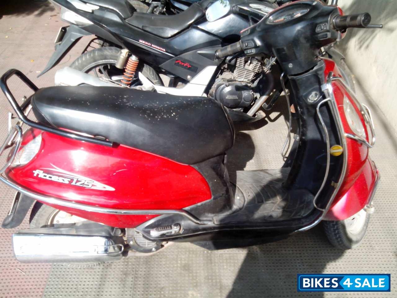 Suzuki Access  Second Hand Price In Hyderabad