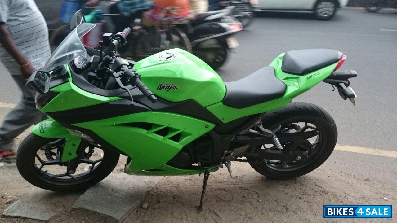 Used Kawasaki Ninja For Sale In Chennai