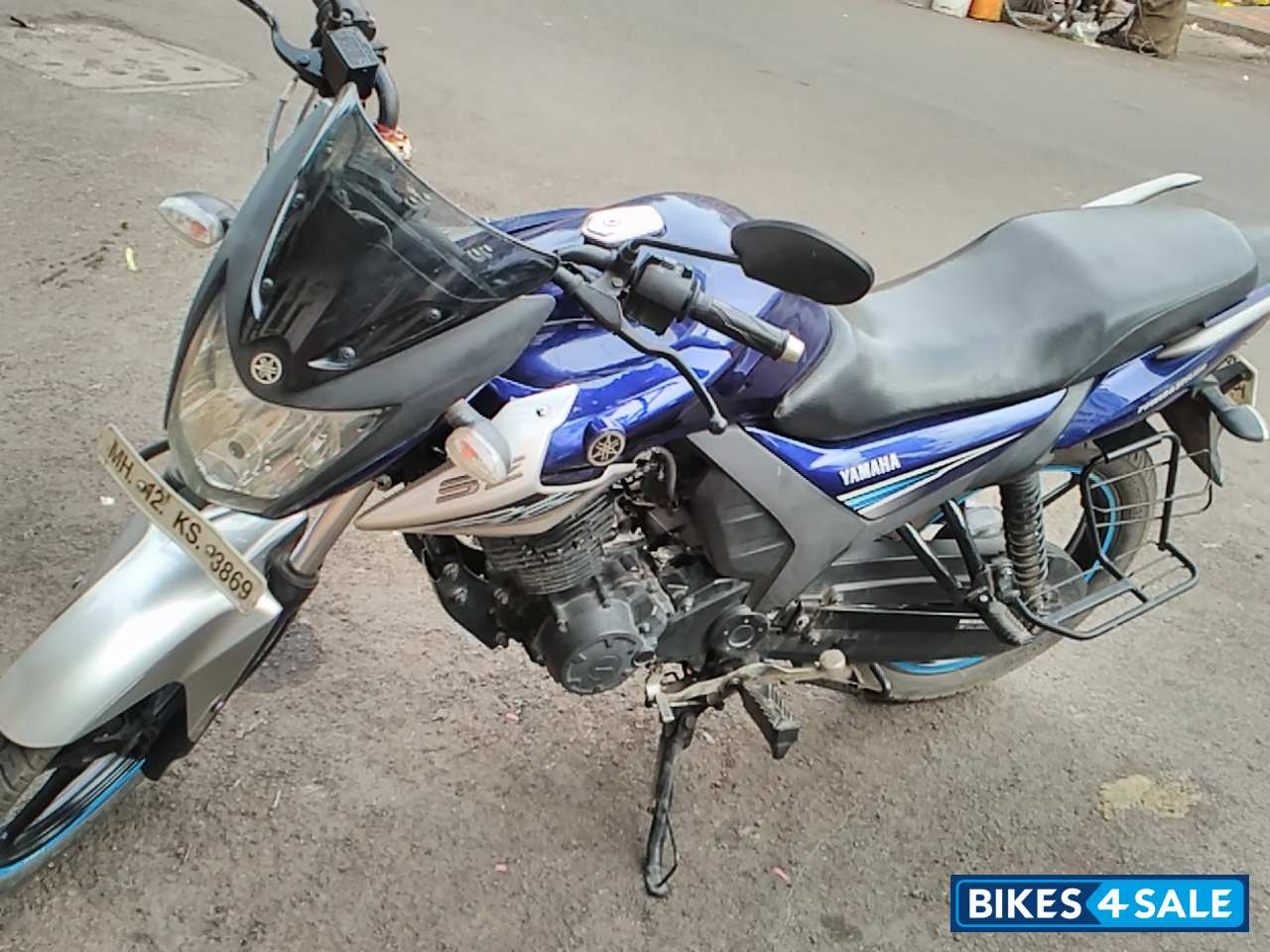 Blue yamaha sz rr for sale in pune yes yahama want to for Yamaha yes warranty