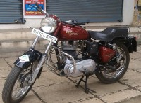 Used Royal Enfield Bullet in Nashik with warranty  Loan and