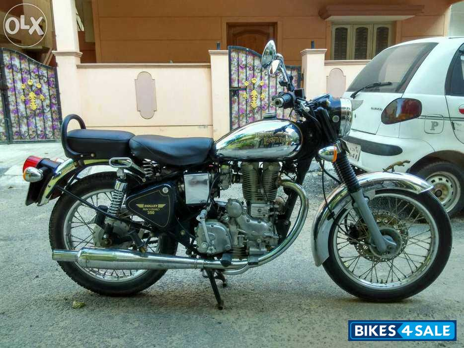 Used 2009 model Royal Enfield Bullet Machismo A350 for sale