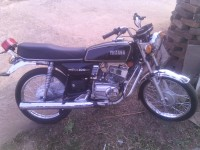 Used Yamaha RX 100 in Jabalpur with warranty  Loan and