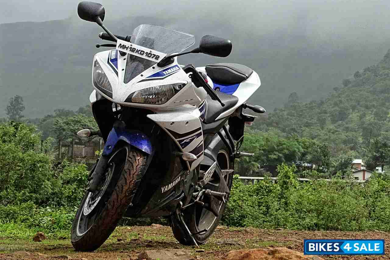 Used Yamaha YZF R15 V2 for sale in Pune  ID 124010  Special