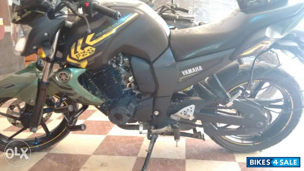 used 2014 model yamaha fz s for sale in bangalore id 124782 battle