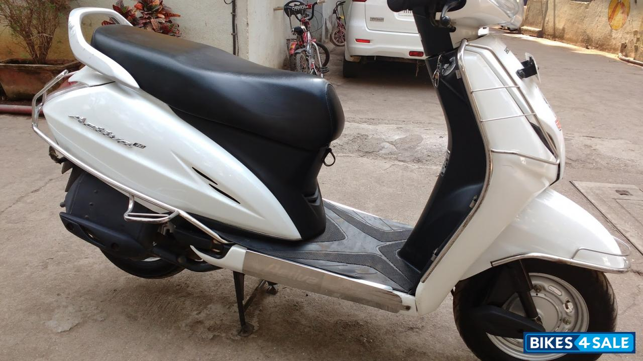 Used 2015 Model Honda Activa 3g For Sale In Mumbai Id 125731