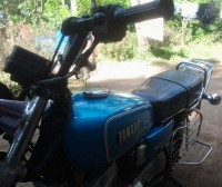 Used Yamaha RX 100 in Thrissur with warranty  Loan and