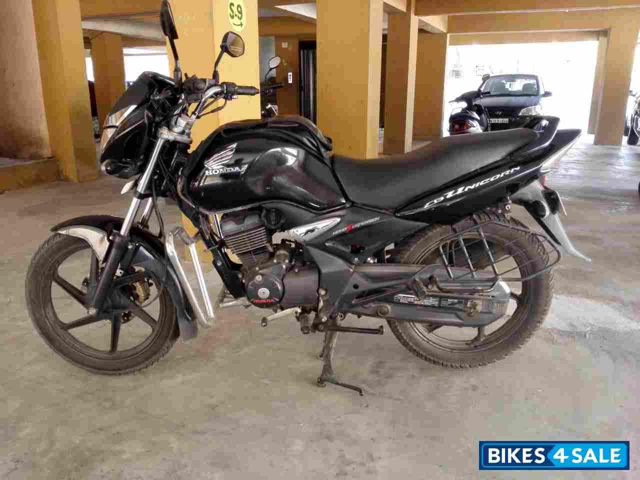 Black Honda Unicorn For Sale In Chennai The Bike Is