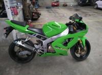 Used Kawasaki Ninja Zx 6r In India With Warranty Loan And Ownership