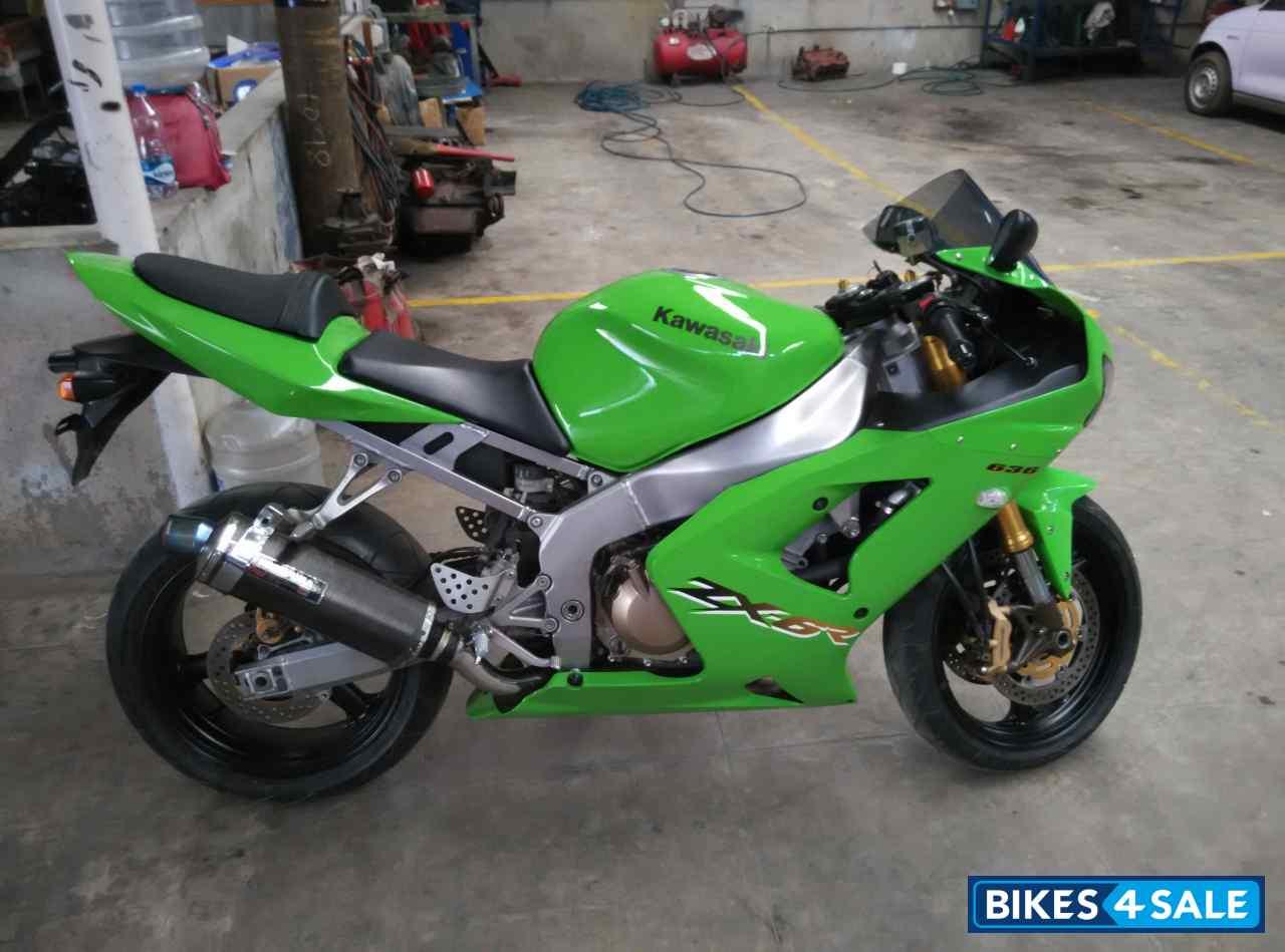 Used Kawasaki Ninja For Sale In Bangalore