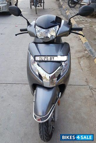 Grey Honda Activa 125 for sale in New Delhi. In a good ...