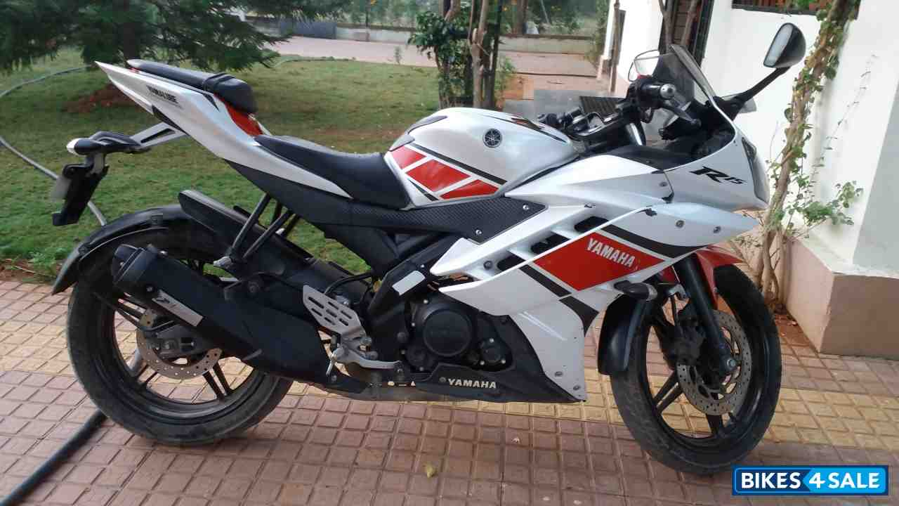 R15 V2 Red And White Red N White Lim...