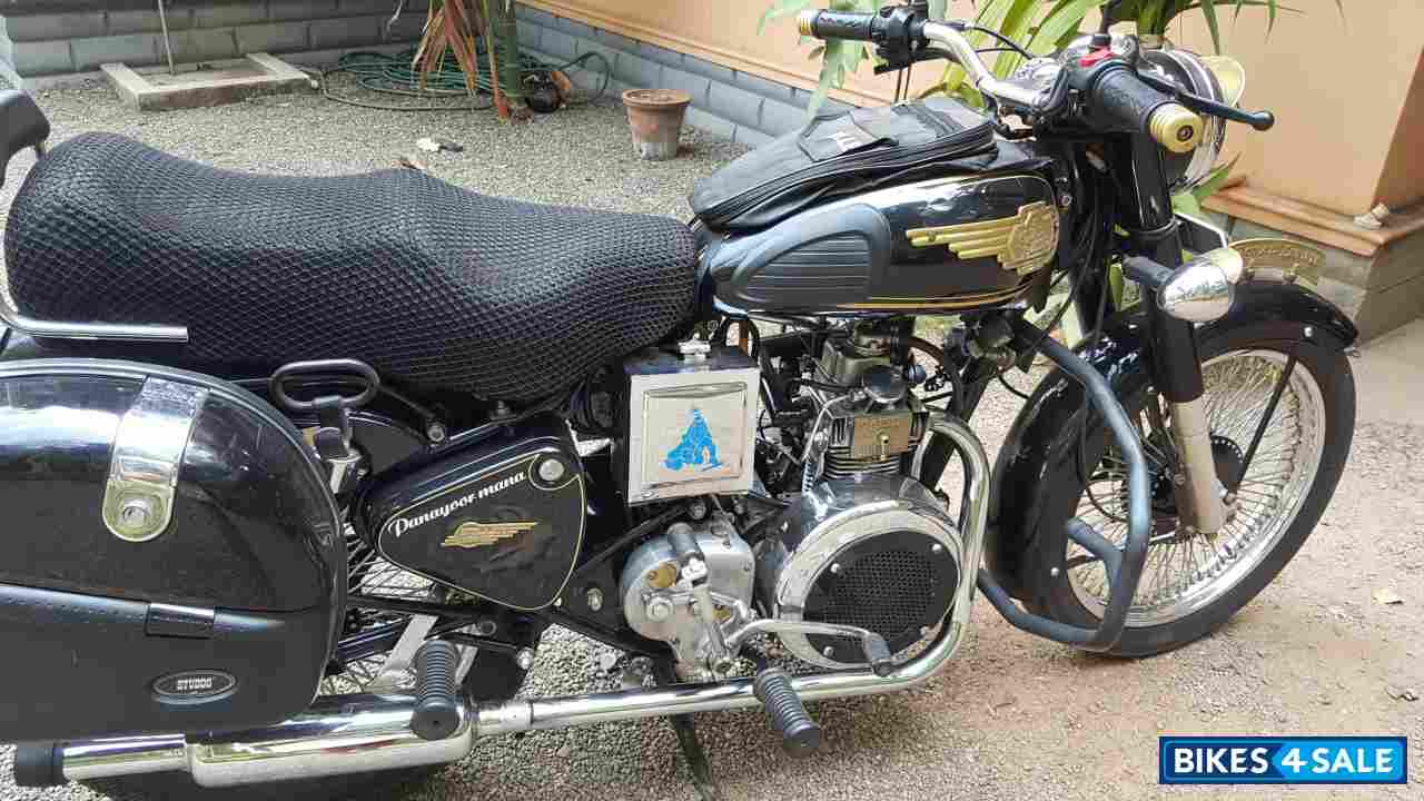Black green royal enfield bullet diesel taurus for sale in for Chicago fine motors mccook il