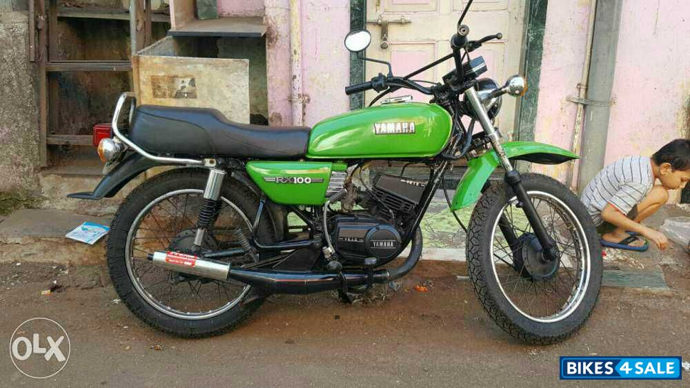 Used 1992 model Yamaha RX 100 for sale in Mumbai  ID 128380