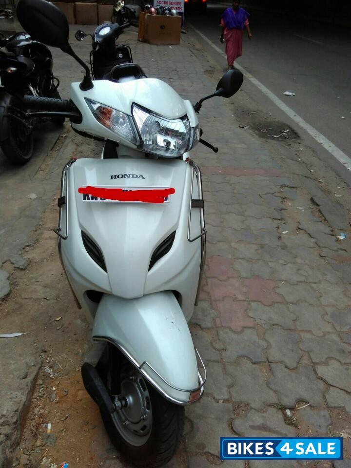 White Honda ... Ducati Bikes In Bangalore