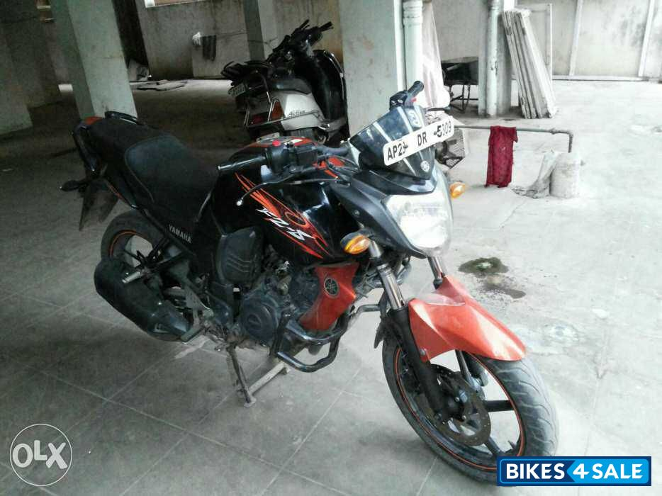 Used 2012 model Yamaha FZ-S for sale in Hyderabad  ID 129360