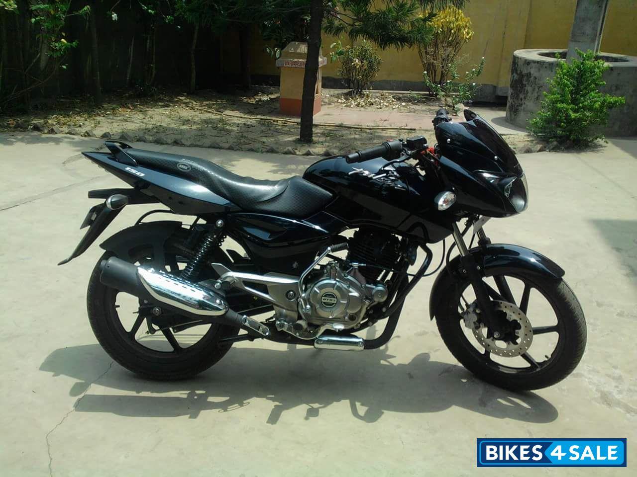 Black Bajaj Pulsar 150 Dtsi For Sale In Dhanbad Good