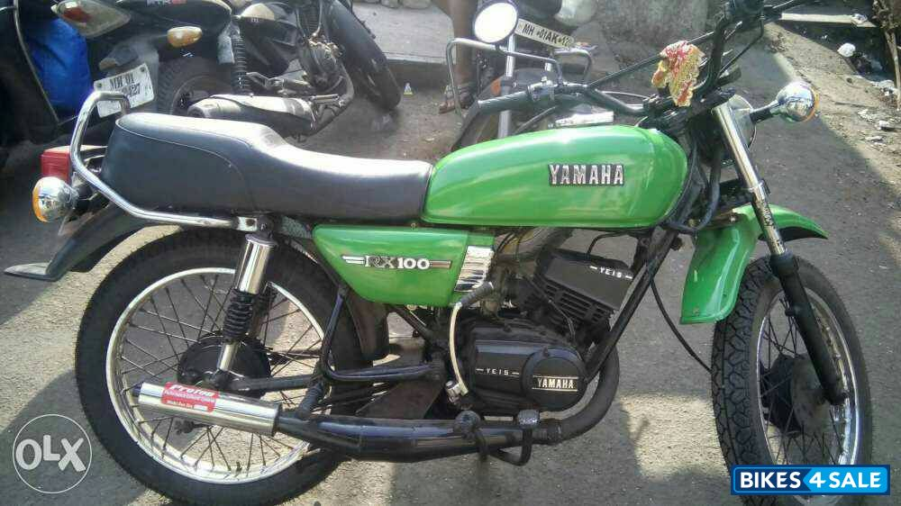 Used 1990 model Yamaha RX 100 for sale in Mumbai  ID 130715