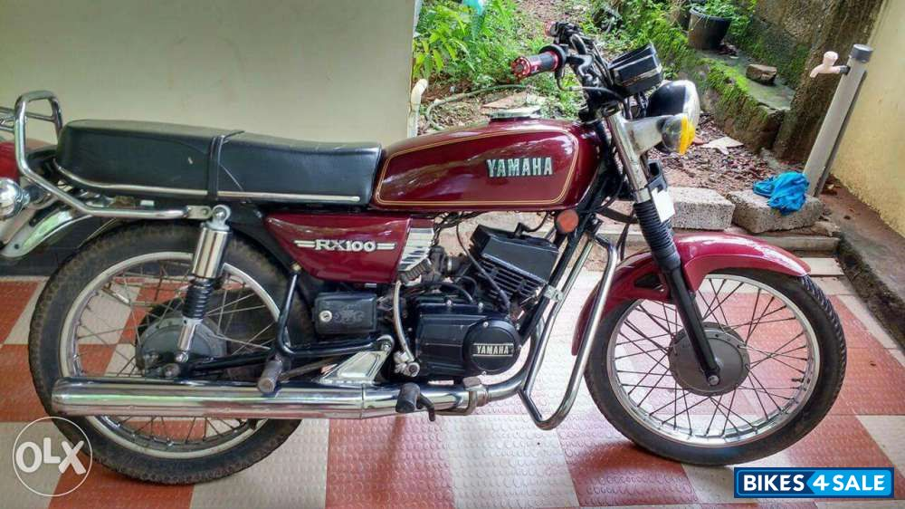 Used 1987 model Yamaha RX 100 for sale in Thrissur  ID