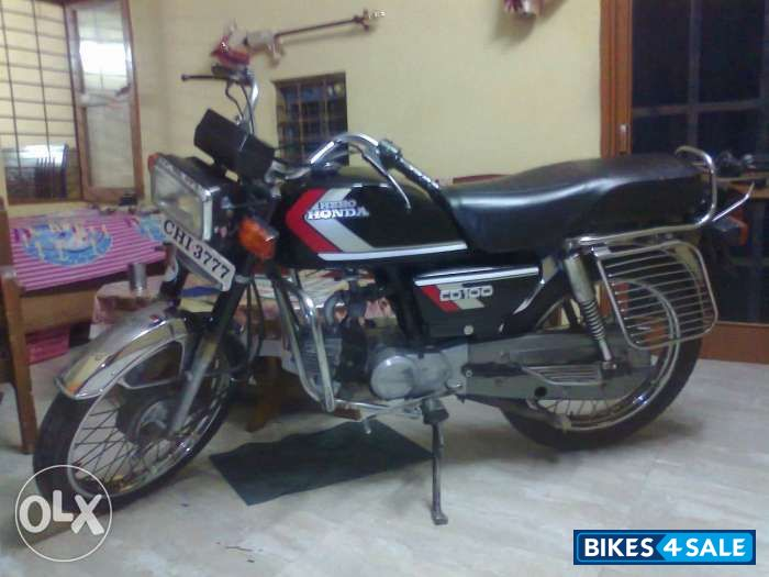 Used 1986 model Hero CD 100 for sale in Chandigarh  ID