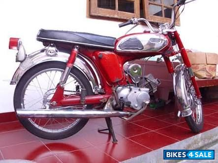 Used 1971 model Yamaha Yamaha L2G 100 cc 2 Stroke for sale in