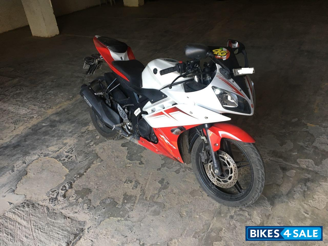 R15 V2 Red And White White And Red Y...