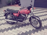 Used Yamaha RD 350 in Kerala with warranty  Loan and