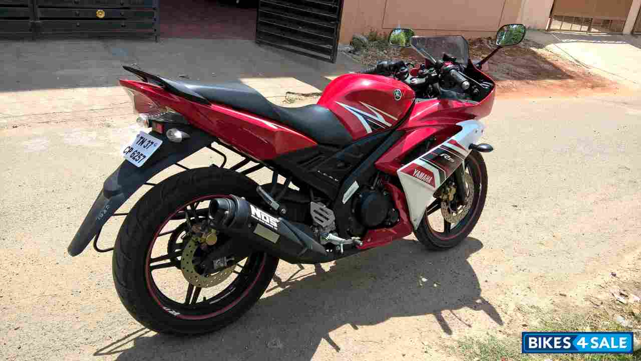 Yamaha R15s Images Flies Like A Butterfly Stings Bee My Yzf R15 2016 Used Model S For Sale In Coimbatore Id 135384
