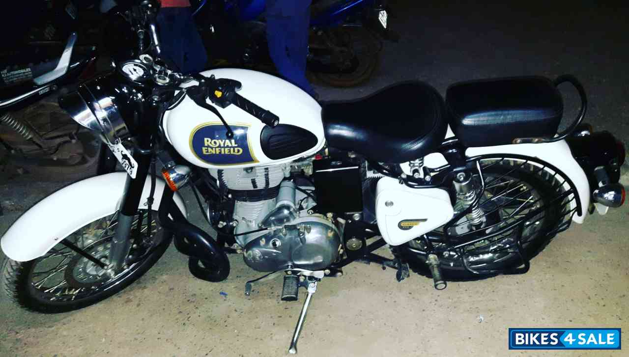 used 2014 model royal enfield classic 350 for sale in katni id