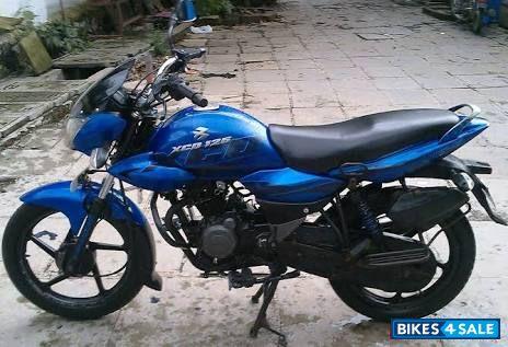 Used 2010 Model Bajaj Xcd 125 Dts Si For Sale In Krishnagiri Id