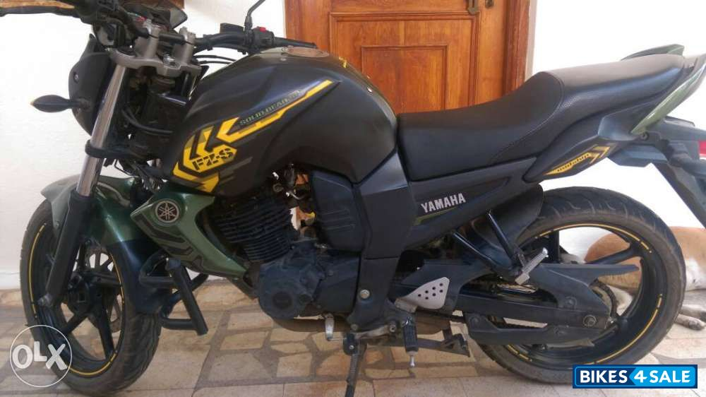 Battle green yamaha fzs picture 1 album id is 137183 for Yamaha yes warranty