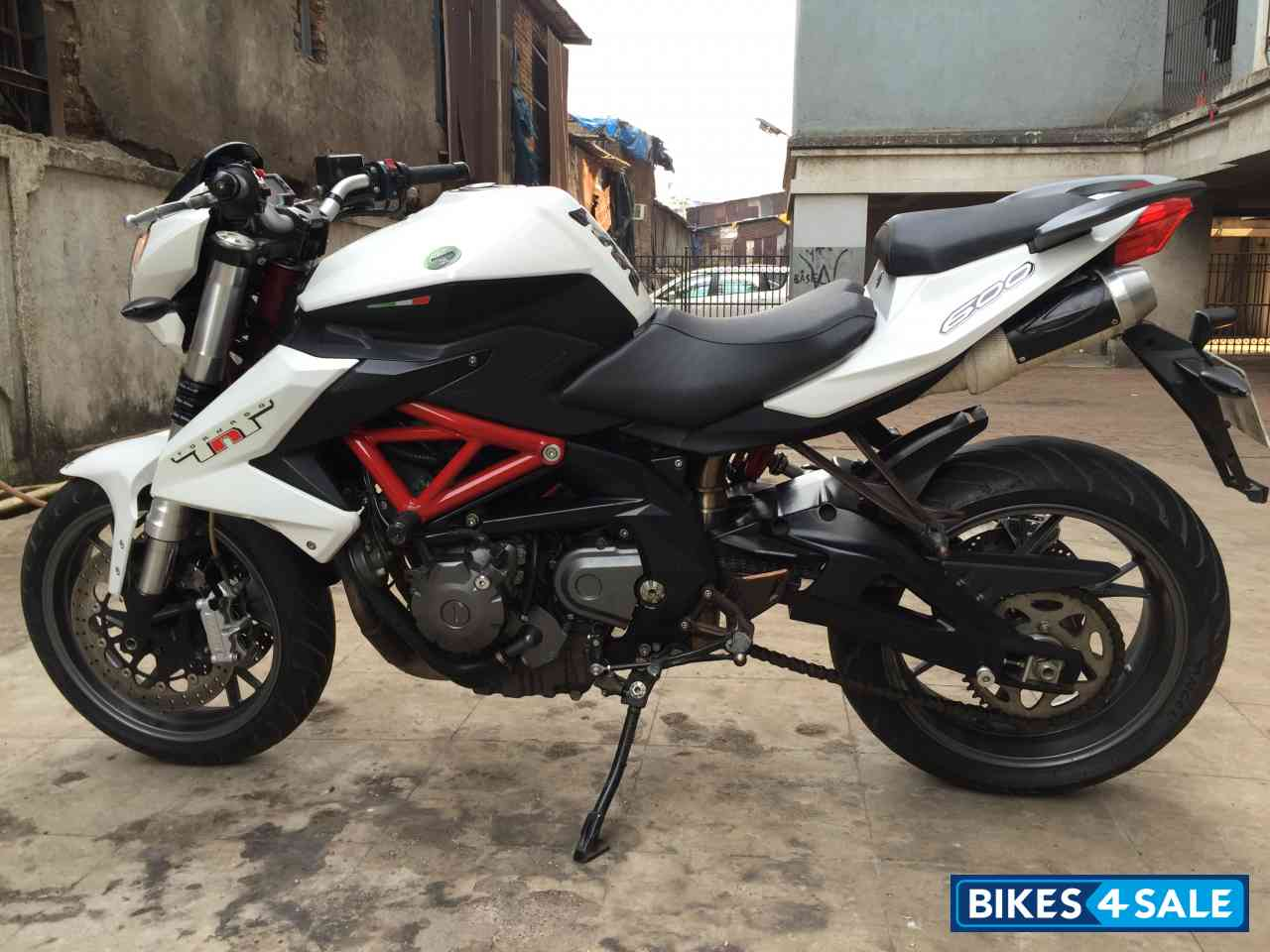 Used 2015 model Benelli TNT 600 i for sale in Mumbai. ID