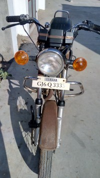 Used Yamaha RX 100 in Vadodara with warranty  Loan and