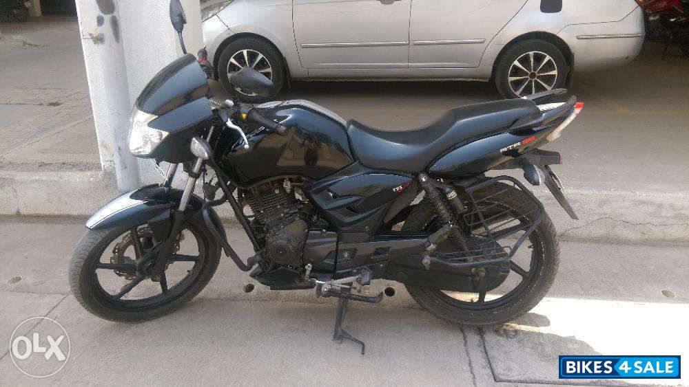 Used 2009 model TVS Apache RTR 160 for sale in Pune  ID