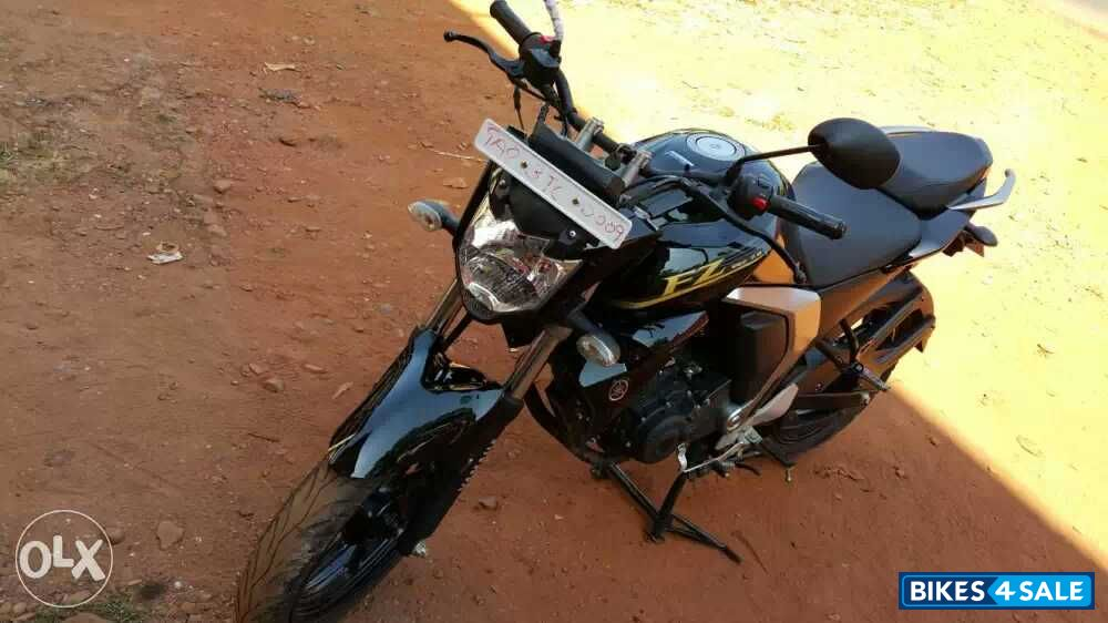 Used 2016 model Yamaha FZ FI V2 for sale in South Goa  ID