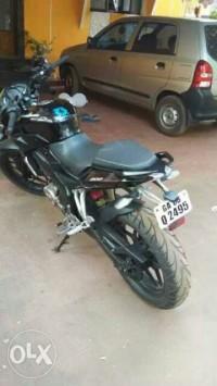 Used Bajaj Pulsar 200 NS in Goa with warranty  Loan and