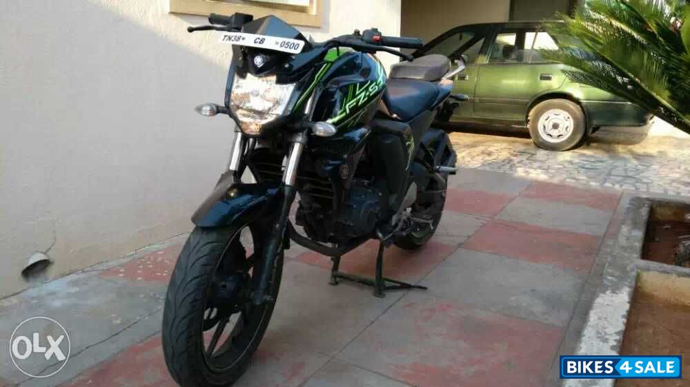 Used 2015 model Yamaha FZ-S FI V2 for sale in Coimbatore  ID