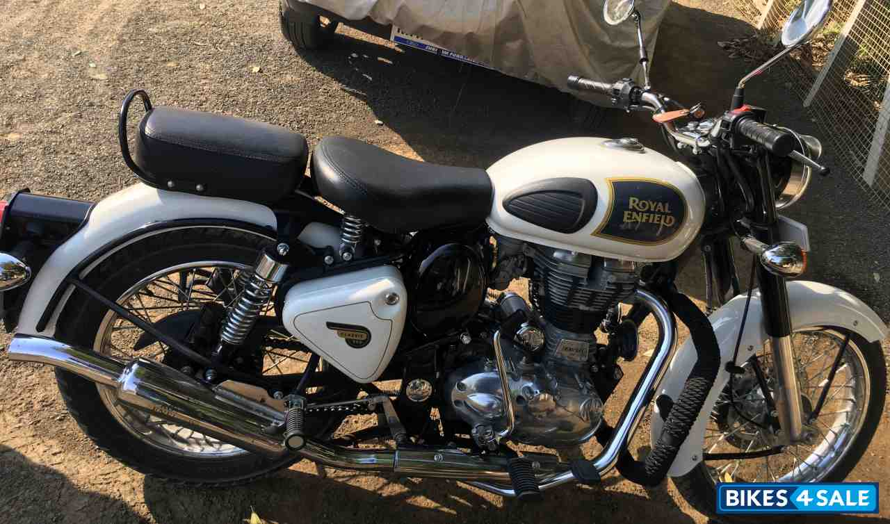 used 2016 model royal enfield classic 350 for sale in beed id