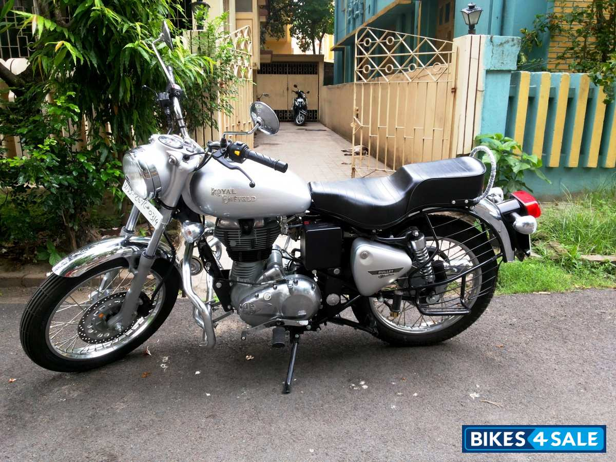 Used 2015 Model Royal Enfield Bullet Electra Twinspark For Sale In