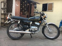 Used Yamaha RX 100 in Thane with warranty  Loan and