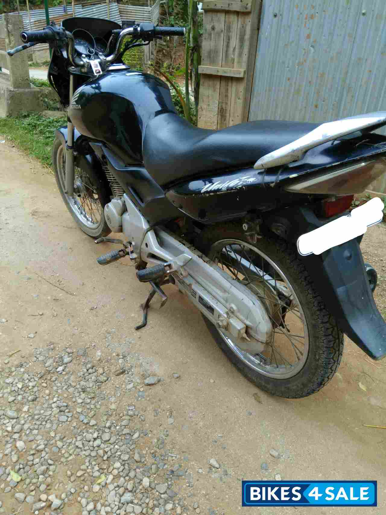 black honda unicorn picture 3 bike id 146222 bike
