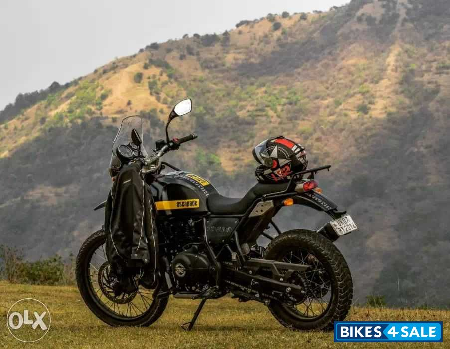 Used 2016 Model Royal Enfield Himalayan For Sale In Dehradun Id